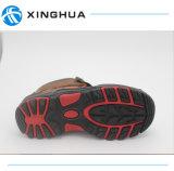 Высокомарочные кожаный ботинки работы безопасности