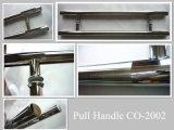 Hの形のステンレス鋼のガラスドアハンドル