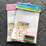 Insieme di coloritura di festival per i bambini