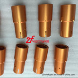Banheira de Venda Personalizada Chineses Anodização Usinagem CNC peças metálicas com alta qualidade