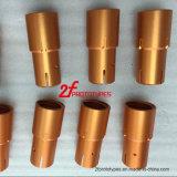 Heißer Verkaufs-chinesische kundenspezifische Qualität CNC-maschinell bearbeitenanodisierenmetalteile