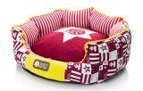 Qualitätbrown-Farben-Haustier-Bett für Hund