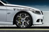 L'automobile di alta qualità parte la rotella della lega di alluminio