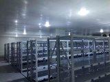 Projeto de uma paragem médico do armazenamento frio