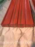 Strato d'acciaio del tetto di Gi di P P