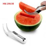 Trancheuse de pastèque et service de faisceau, trancheuse de coupeur de fruit