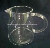 耐熱性ガラス水飲む鍋