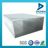 Profil en aluminium en bronze de Philippines de bâti de tissu pour rideaux de porte de guichet