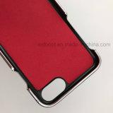 Кожаный iPhone аргументы за сотового телефона 6 6s 7 7plus