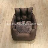 محبوب أثاث لازم رفاهية جلد [كر ست] تغطية حصيرة سرير قطع كلب أريكة