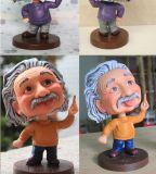 Горячая продажа Custom полимера Эйнштейна для головки блока цилиндров Ткань из чесаного подарки