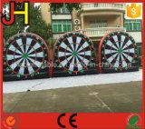 Juego de tablero de dardos de fútbol inflables en venta