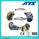Molino flotante de la pelotilla de la alimentación del camarón de la planta de la alimentación de los pescados de China