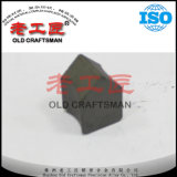 Tungsteno Drilling modificado para requisitos particulares de los dientes de la aleación de metales duros en blanco