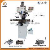 중국 벤치 유형 회전대 테이블을%s 가진 Zay7045m 맷돌로 간 및 드릴링 기계