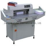 Máquina de papel hidráulica Bw-520V de la guillotina del corte de los productos innovadores