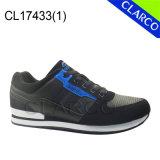 Zapatos ocasionales de la zapatilla de deporte de los nuevos hombres de la colección con la planta del pie de TPR