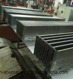 La costruzione di un trasformatore del trasformatore ha premuto le righe d'acciaio rullo del radiatore del comitato che forma la fabbricazione della muffa del radiatore