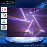 Neue doppelte Miniträger-Wäsche-bewegliches Hauptlicht des Gesichts-LED