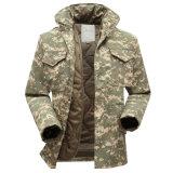 Do preto militar do exército M65 do nylon/algodão revestimento militar americano