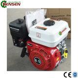 Бензиновый двигатель для румпелей силы