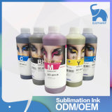 Encre de sublimation de teinture à base d'eau Inktec de Corée pour imprimante Tfp Head