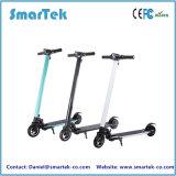 Smartek Rasiermesser-faltbares elektrisches Fahrrad-elektrisches Skateboard Trottinette Fahrrad mit Griff-Stab 020-4