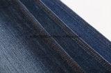 Tessuto del denim dello Spandex di Polyster del cotone dell'indaco di stirata delle azione di Hotsale