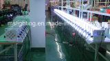 LED는 PAR/Stage 가벼운 7*15W RGBWA 5in1 다색 LED 동위 빛을 땋는다