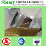 Lámina de plata adhesivo de alta 3 vías de cinta de Tela semitransparente Kraft