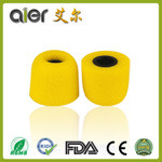 Remplacement favorable à l'environnement Earbud de boules quies de qualité avec le prix concurrentiel