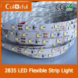 Best-seller! DC2835 SMD12V tira Flexível de LED Light
