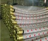 6 pouces - boyau en caoutchouc à haute pression d'extrémité de pompe concrète