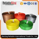De milieuvriendelijke Kleurrijke SimplexSingelband van de Polyester voor Opheffende Slingers