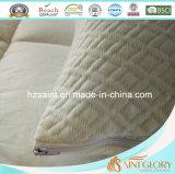 Travesseiro de espuma de memória de alta qualidade respirável com tampa de bambu