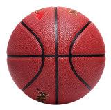 Baloncesto soportable substancial de las personas de la talla siete