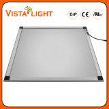 Ce / RoHS White Plat Lighting Painel de teto LED para escolas