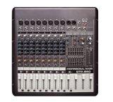 8-Kanal- hochwertiger analoger Audiomischer mit Verstärker (GTP-850)