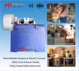 Nichteisenmittelfrequenzinduktions-schmelzender Ofen für Aluminium