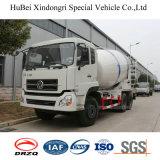 trasporto della betoniera dell'euro 4 di 10cbm Dongfeng che trasporta il camion di consegna