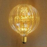 2W G125 110V 220V Dekoration-Heizfaden-Birnen-Lampen des Kürbis-LED
