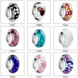Branelli d'ottone di fascino della lega di disegno di modo per i monili del braccialetto