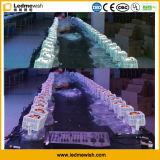 18W LED Waterwave reflektierendes Effekt-im Freienarchitektur-Licht