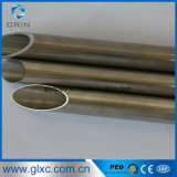 중국 공급자 409L에 의하여 용접되는 스테인리스 똑바른 관 관을 찾기 Od42mm x 자동 배기 장치를 위한 Wt1.2mm