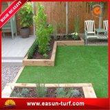 La meilleure herbe synthétique de gazon et le gazon artificiel d'herbe pour la décoration