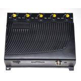 haute énergie 12W réglable nous brouilleur de signal de la version 3G GPS Bluetooth