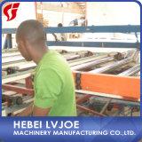 La pequeña planta de fabricación de placa de yeso