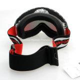 Lunettes UV antibrouillard de ski de protection de lentilles de double de la jeunesse de Reanson