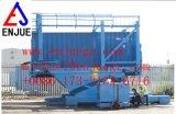 recipiente hidráulico do Tilter do recipiente de 20/40FT que inclina para o carregamento e que descarrega grões do milho e do arroz