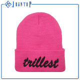 3D刺繍Deasignあなた自身の冬の帽子